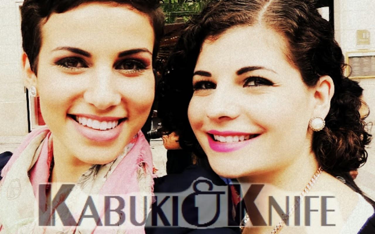 Kabuki and Knife
