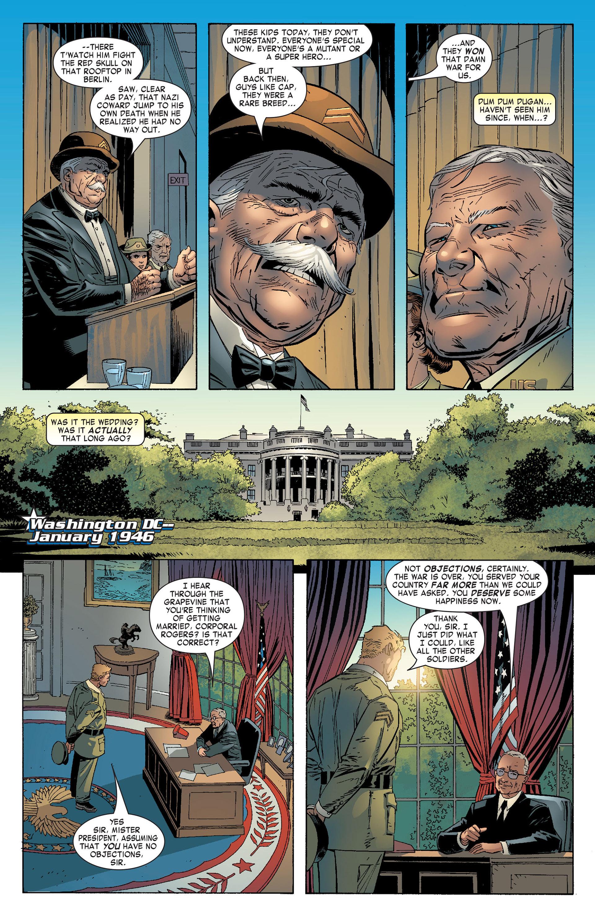 Captain America (2005) Issue #10 #10 - English 10