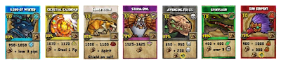 All Wizard101 Level 88 Spells