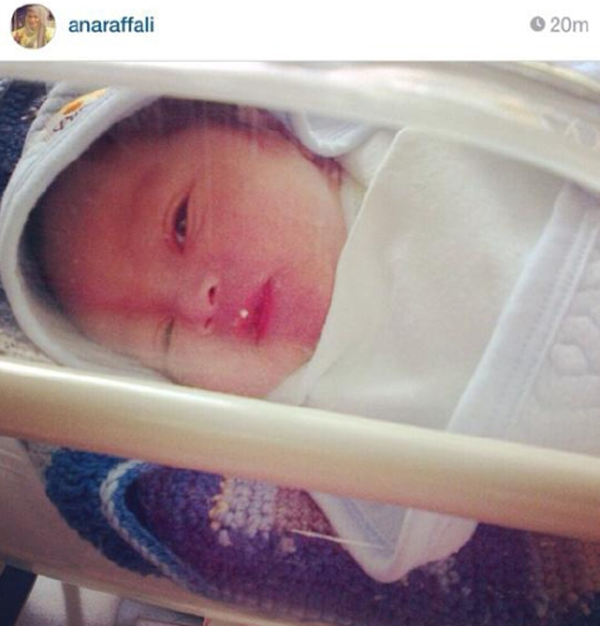 Anak Lelaki Ana Raffali