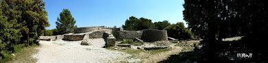 Oppidum des Castels à Nages-et-Solorgues (Gard)