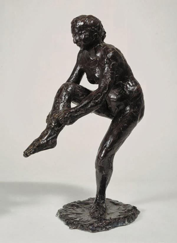 Edgar Degás, esculturas