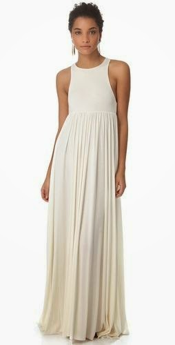 would make a simple a beautiful bridal gown find more mens fashion on  white dress for beauti woman