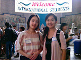International Students and Scholars Reception