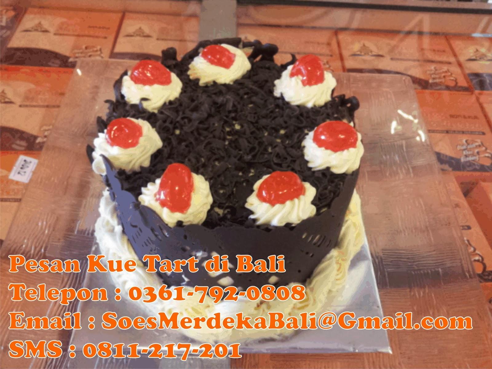 Dekorasi Black Forest Cake