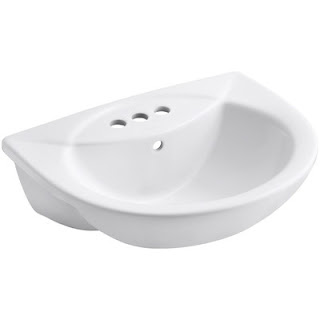 Wheelchair Bathroom Sink : ADA Wheelchair Accessible Bathroom SInks & What Makes Them Wheelchair ...