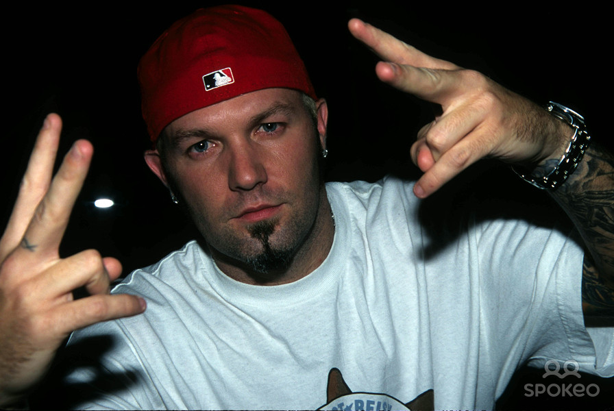 Fred Durst from Limp Bizkit wants to move to Crimea with