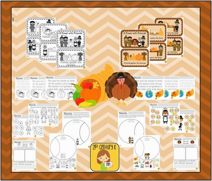 http://www.teacherspayteachers.com/Product/Kindergarten-Theme-Thanksgiving-1543779