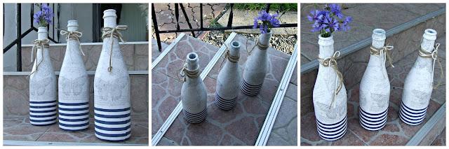 Wazony z butelek Eco Manufaktura
