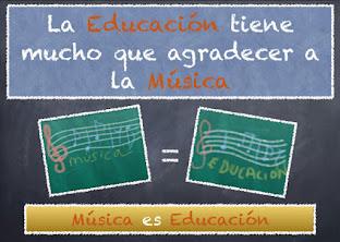 Música = Educación