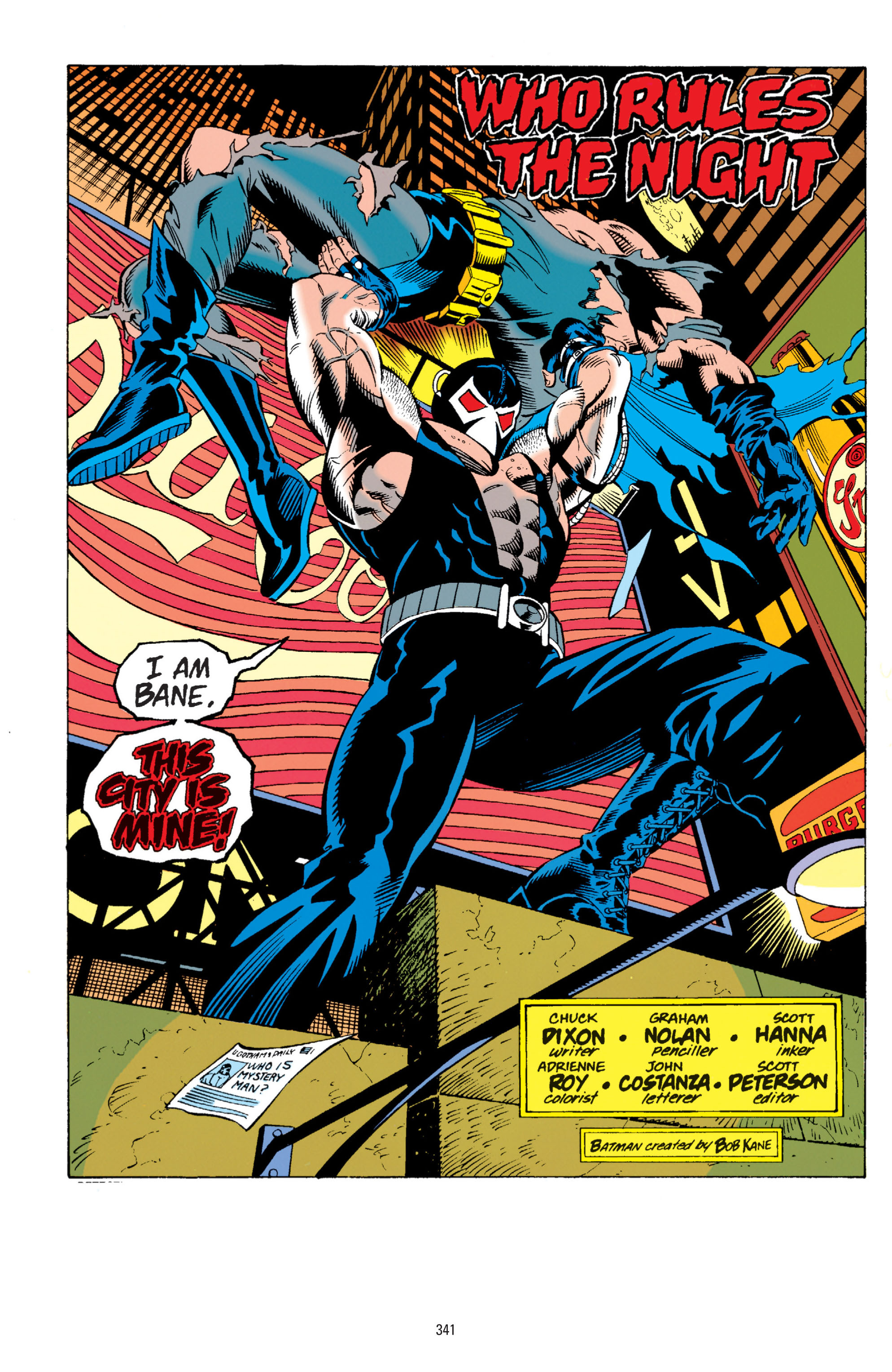 Detective Comics (1937) Issue #664 Page 2