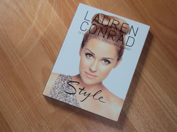 Boek: Lauren Conrad Style.