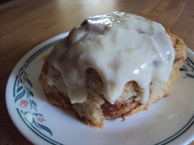 Raisin filled Cinnamon Rolls; flourmewithlove.com