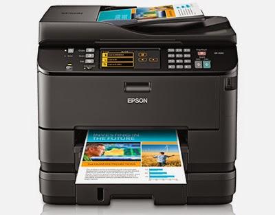 printer driver for epson wp-4540