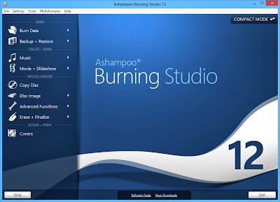 Ashampoo Burning Studio 12 Full Version