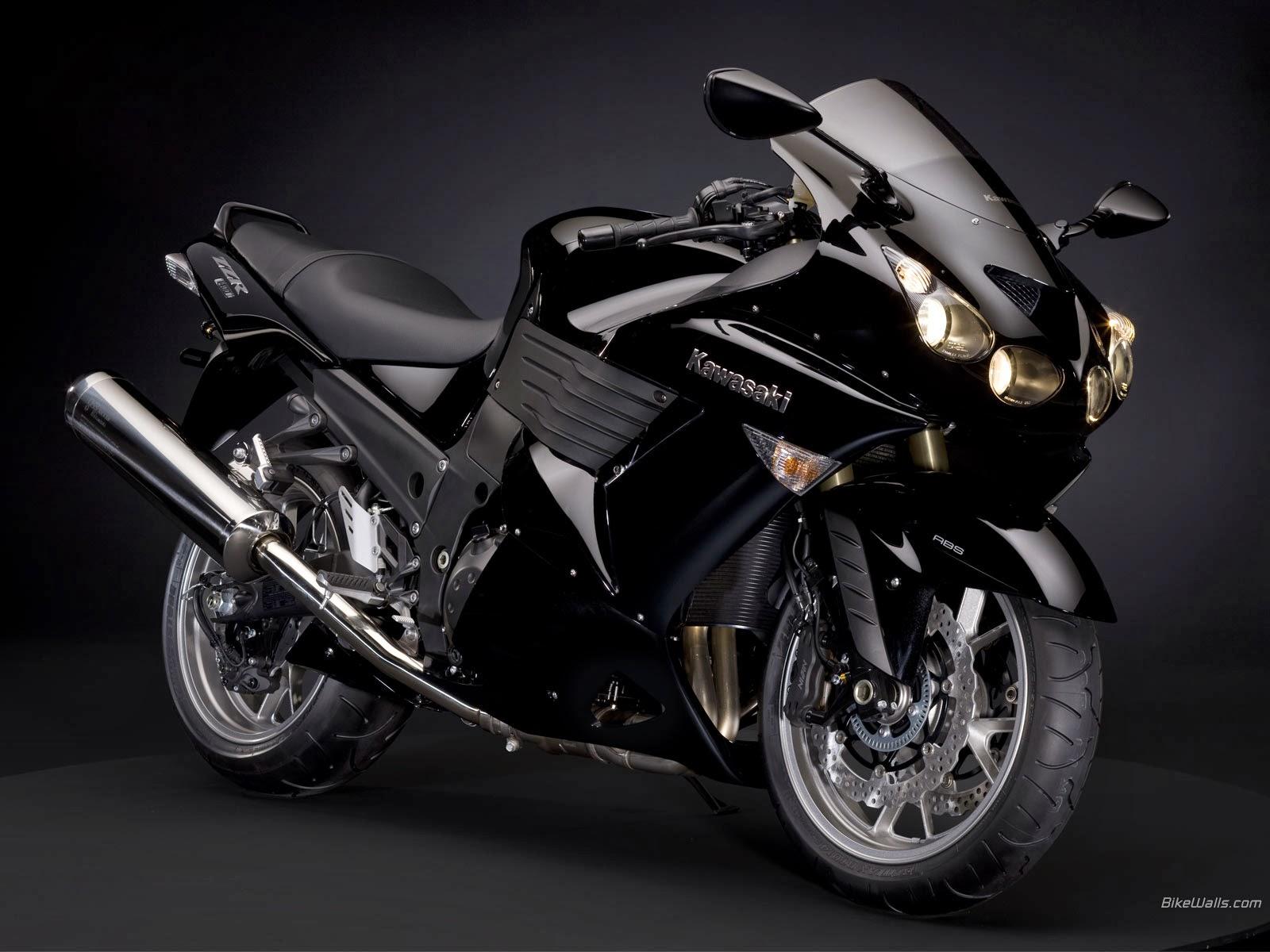 Kawasaki ZZR 1400 - Kawasaki Motor