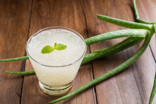 Comment préparer une boisson d'aloe vera pour nettoyer le foie et brûler les graisses?