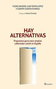 HAY ALTERNATIVAS PARA CREAR EMPLEO DECENTE Y ESTABLE Y PARA GENERAR BIENESTAR SOCIAL.