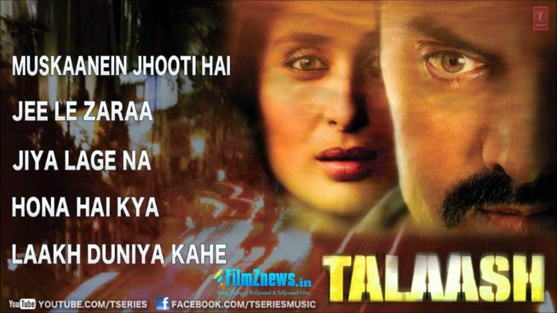 """Talaash"" Full Songs Jukebox   Aamir Khan"