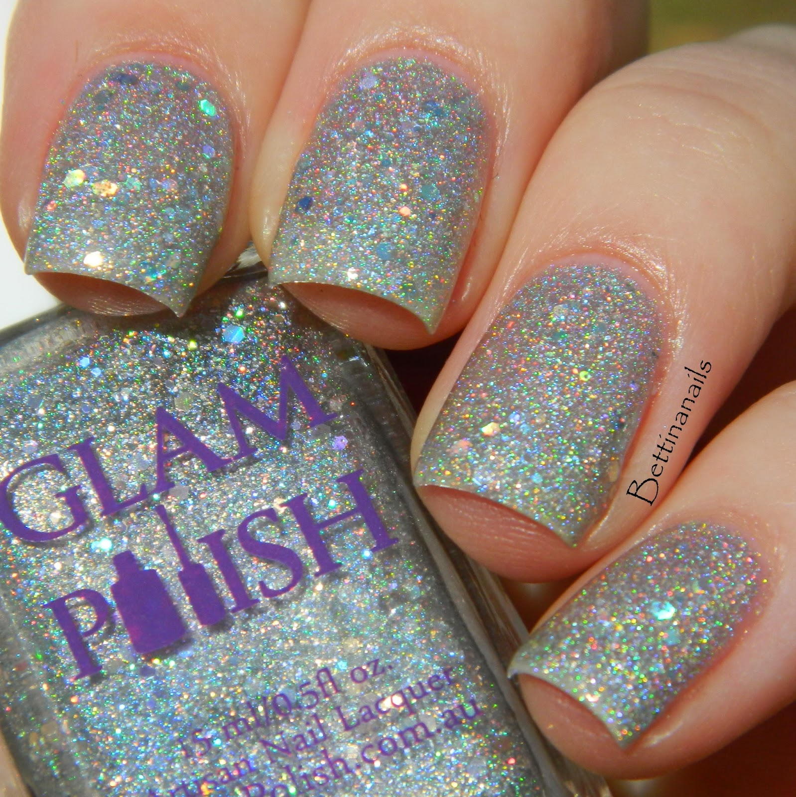 Bettina Nails: Cast A Spell Part 2: The Magic Continues by Glam Polish