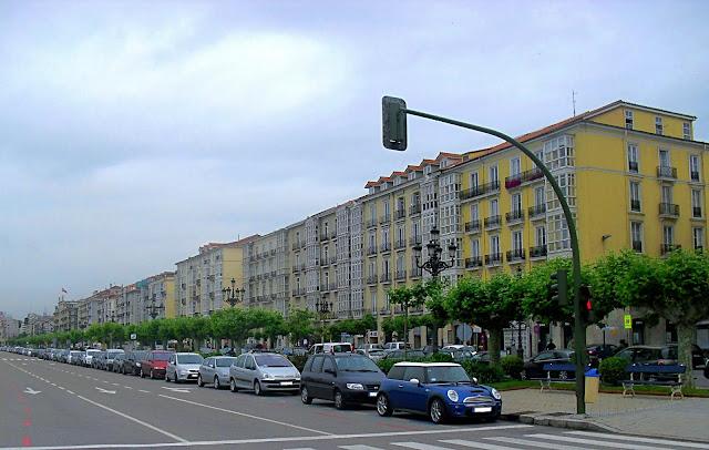 Paseo de Pereda de Santander