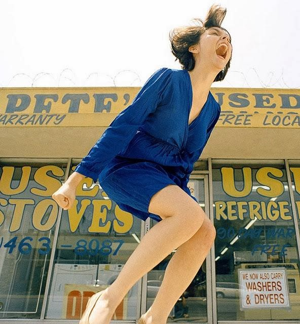 Cinematic Photography by Alex Prager