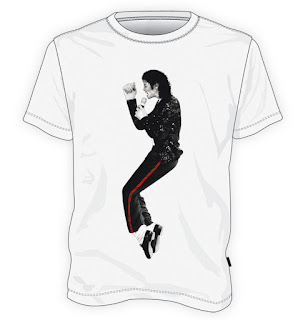 Koszulka Michael Jackson