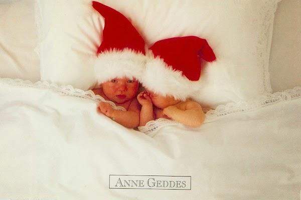 Photo bébé jumeaux mimi de anne geddes