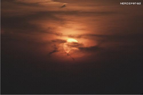 Cuidados necessários ao observar um eclipse solar