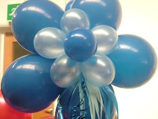 bunga balon - tumpuk 5