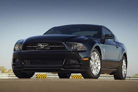 2014 Ford Mustang Review & Release Date