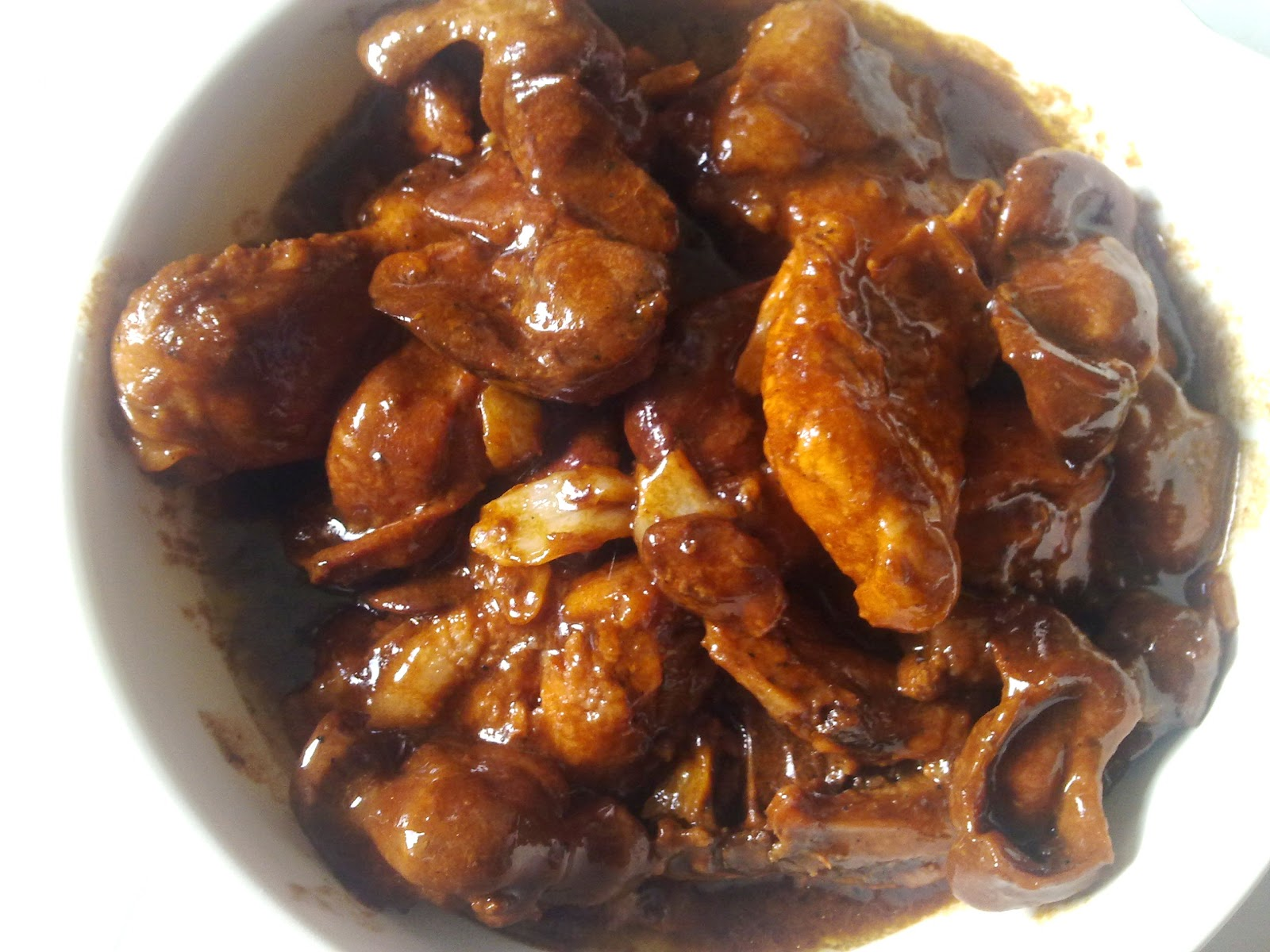 My Kitchen Collections: Chicken Adobo