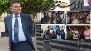 صحفيو «الدستور» يعتذرون للجمهور فبركة 1.jpg