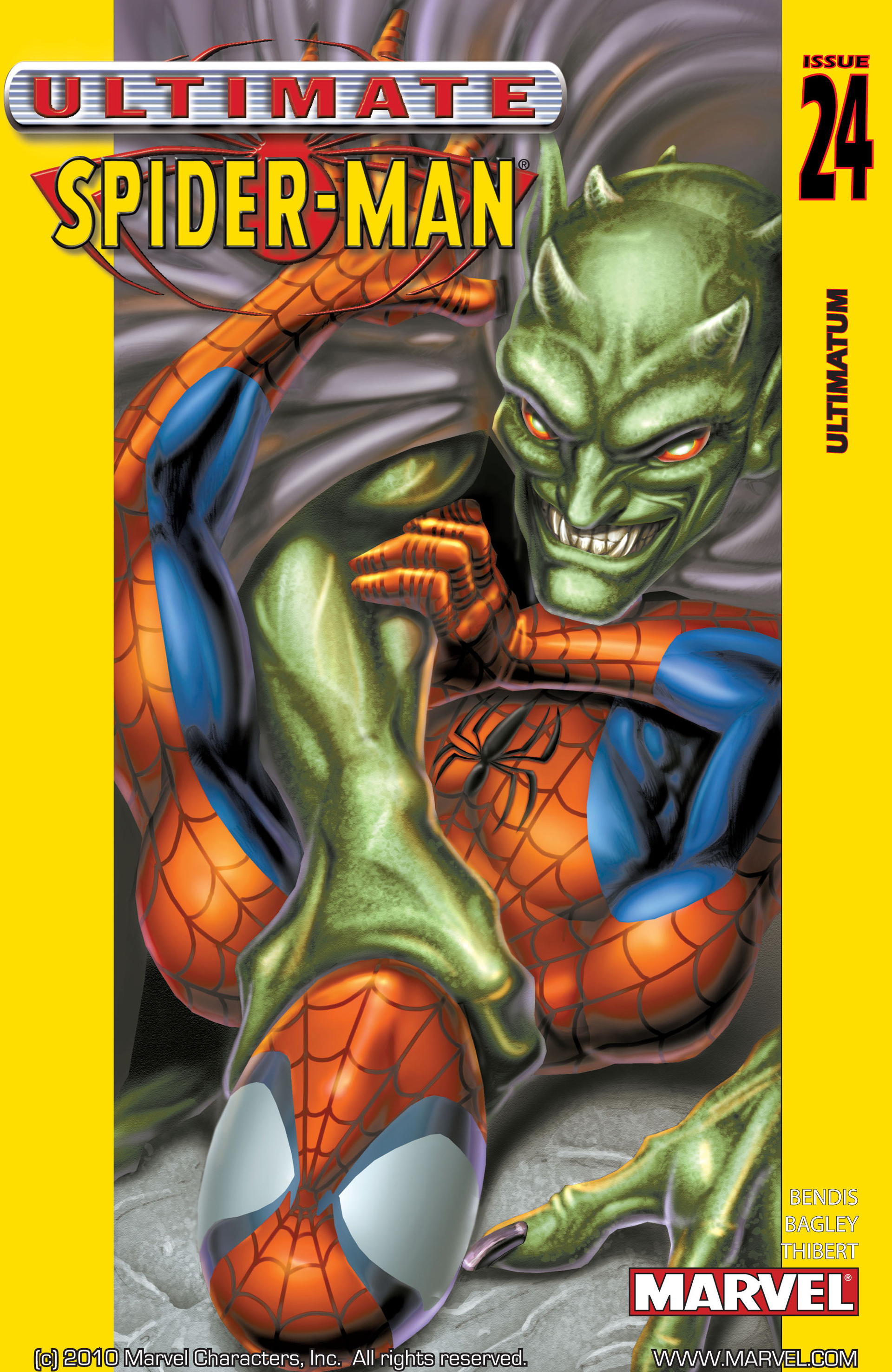 Ultimate Spider-Man (2000) 24 Page 1