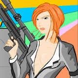 FBI Dişi Sniper Oyunu