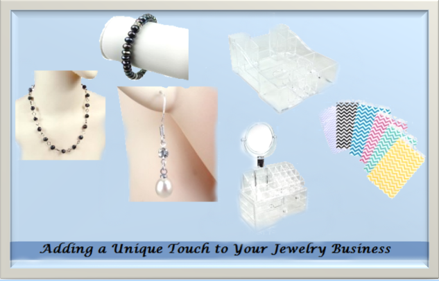 Adding unique touch to your Jewelry Business