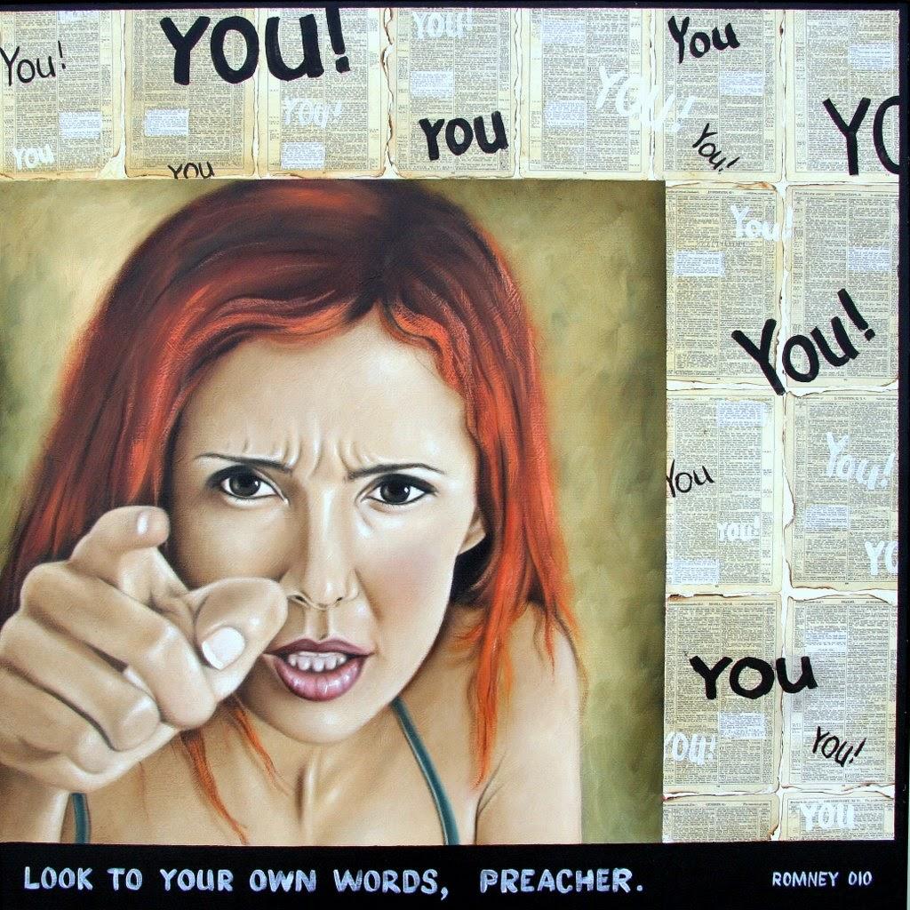 'You' preacher