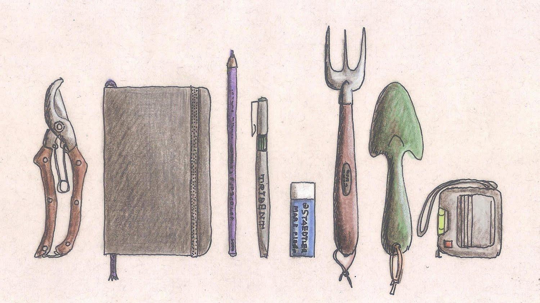 .Minhas ferramentas de trabalho...
