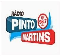 PINTO MARTINS FM 98,7