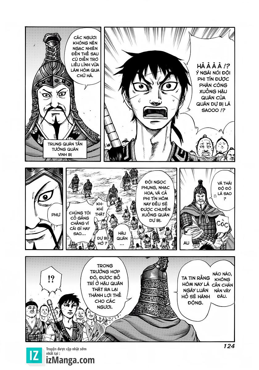 Kingdom – Vương Giả Thiên Hạ (Tổng Hợp) chap 224 page 8 - IZTruyenTranh.com