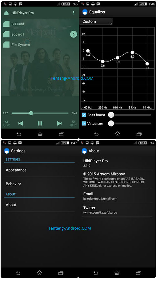 Hikiplayer Pro v2.1.1 APK Free Download