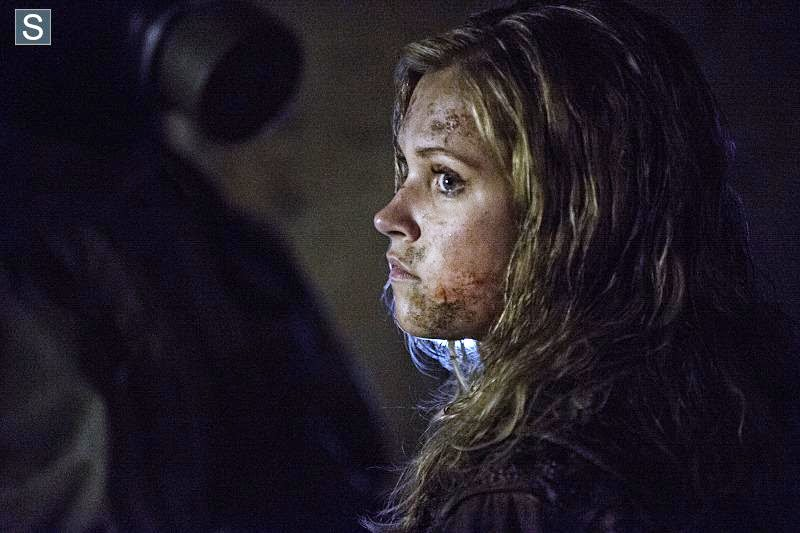 "The 100 - Reapercussions - Advance Preview: ""Allies, enemies and shifts of power"""