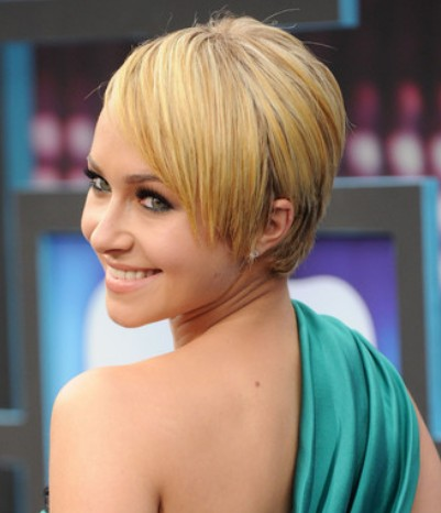 Cute Short Hairstyles - Cute Short Haircuts