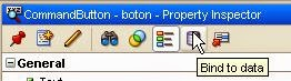 bind to data icon