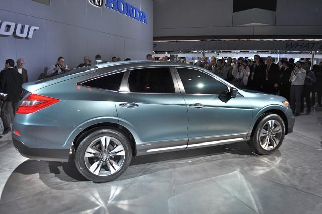 2013 Honda Crosstour Auto Cars Concept