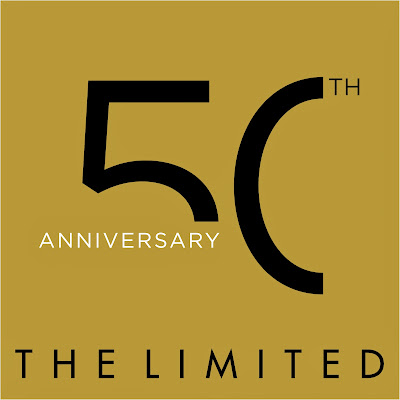 The Limited Golden Anniversary giveaway, $50 gift card!