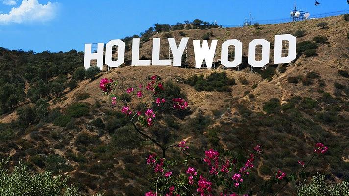Hollywood-skiltet, Los Angeles