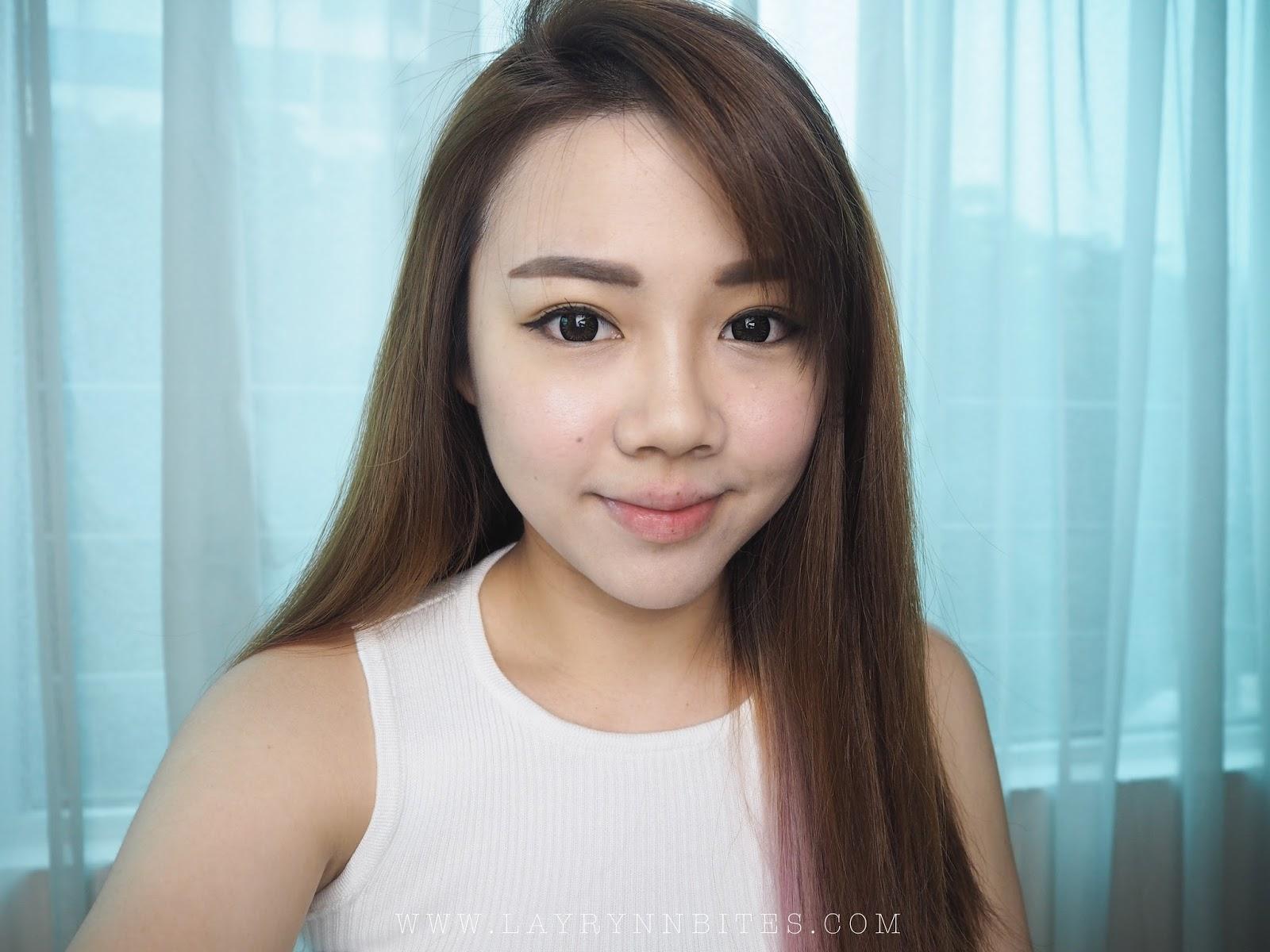 My 3d Eyebrow Embroidery Experience Carmen Layrynn Malaysia