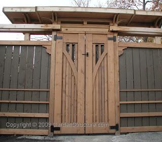 Деревянный забор. Фото 98