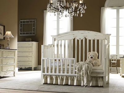 Home Decorista Vintage Feel Bed For Your Baby